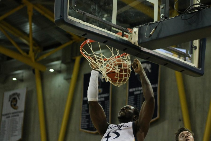 Quinnipiac drops final game of Bobcats Invitational to Sacred Heart