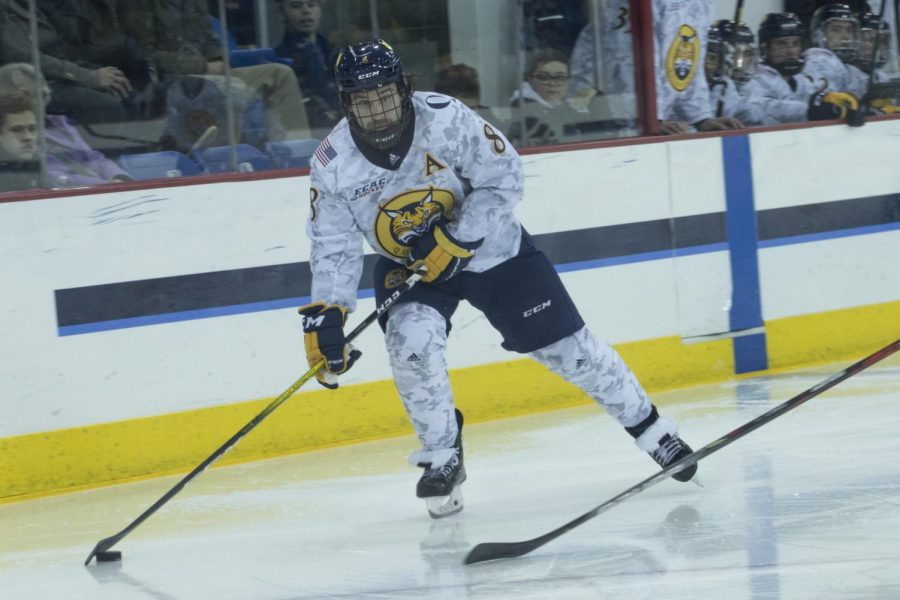 Quinnipiac defeats Union 2-1 in hard-fought battle