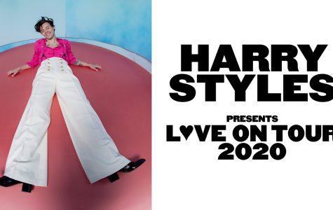 Harry Styles announces 2020 tour
