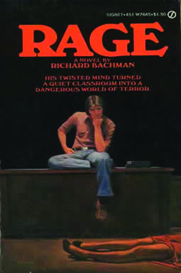 The spring musical, 'Rage,' is based off of Stephen King's novel of the same title.