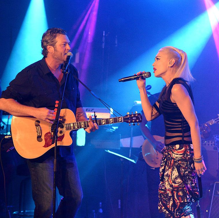 Blake+Shelton+and+Gwen+Stefani%27s+latest+single%2C+%27Nobody+But+You%2C%27+was+released+on+Dec.+13.+