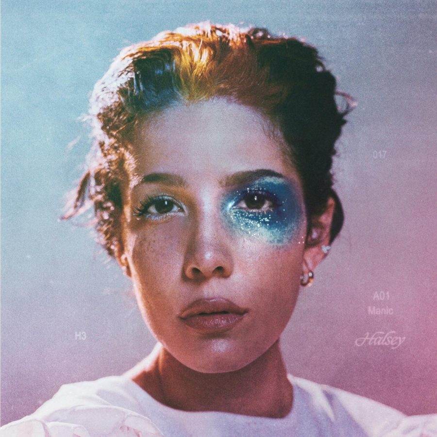 Halsey's latest album, 'Manic,' was released on Jan. 17.