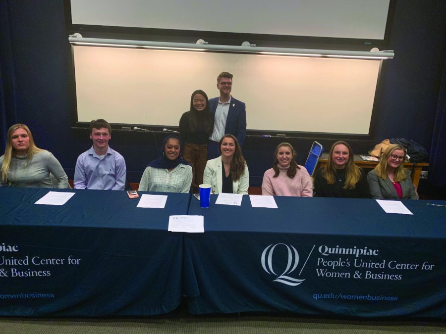 Student leaders from across the university called for more student involvement.