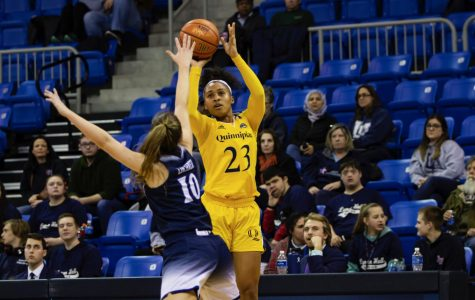 Quinnipiac enters the MAAC tournament as a five seed, its lowest rank ever in the tournament.