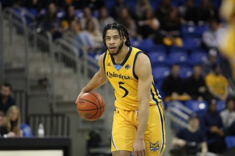 Quinnipiac breaks five-game skid in strong team win over Canisius 66-64