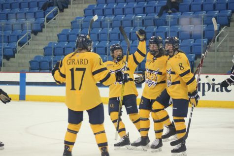 Women's ice hockey beats St. Lawrence 3-0