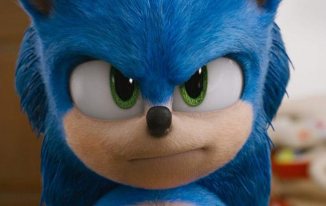 The 'Sonic' movie was supposed to be released in November, but was rescheduled to February because of a design issue.