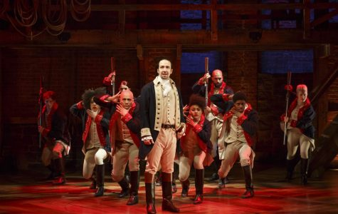 'Hamilton' sails its way from Broadway to theaters