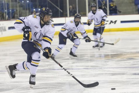 Women's hockey notches back-to-back weekend sweeps with win over RPI