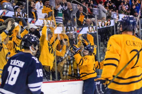 Quinnipiac shuts out Yale to claim Heroes Hat and series sweep