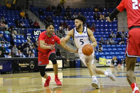 Quinnipiac sees win streak snapped vs. Siena