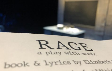 'Rage' was in session from Thursday, Feb. 27 to Sunday, March 1.