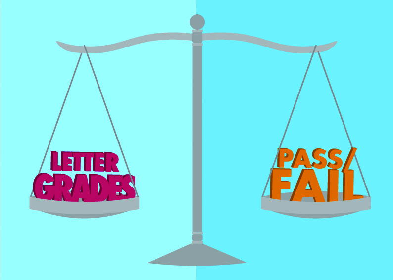 A pass/fail option would make grading more fair to students in this unprecedented time.