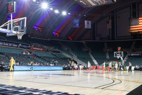 MAAC Commissioner Rich Ensor announced that the MAAC has cancelled the remainder of its postseason tournament for men