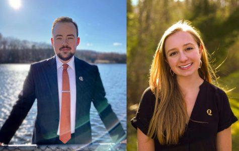Mällinen, Mello campaign for office of SGA vice president