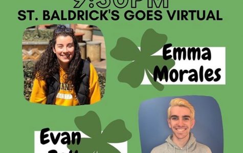 The annual St. Baldrick's Event took place Monday, March 30 via Instagram Live.