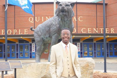 Jamien Jean-Baptiste aims to broaden his role as vice president of public relations.
