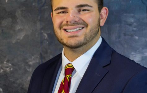 Matthew Forcino runs for chief justice unopposed