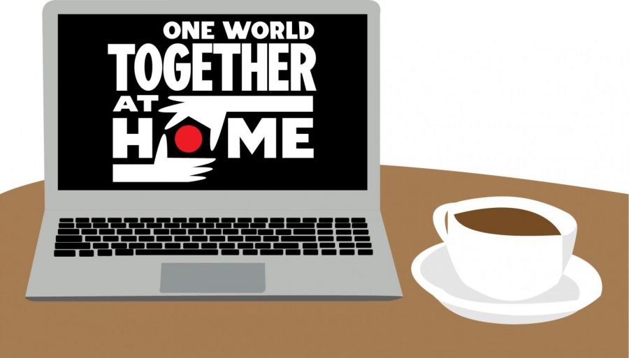 Truly 'One World: Together at Home'