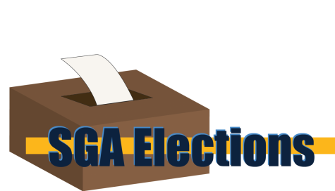 Students run for executive board for SGA