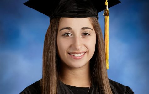 Nicole Pestana, a class of 2020 international business major is a first-generation college graduate.