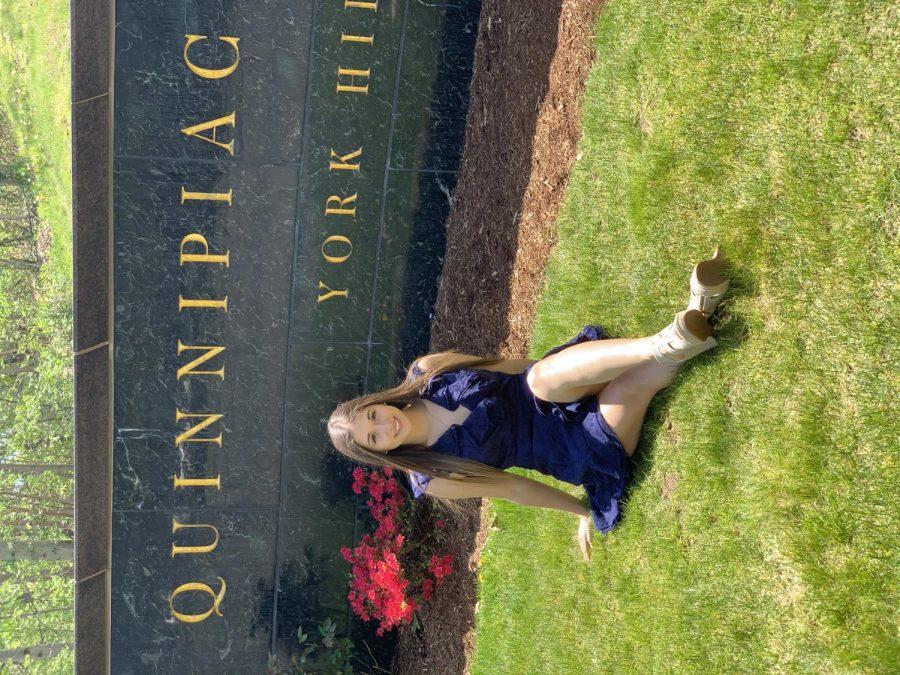 Nicole Pestana said she hopes Quinnipiac still hosts an in-person graduation ceremony.