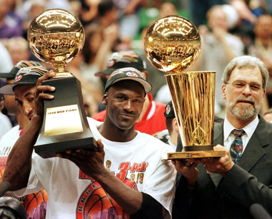Michael Jordan masterclass