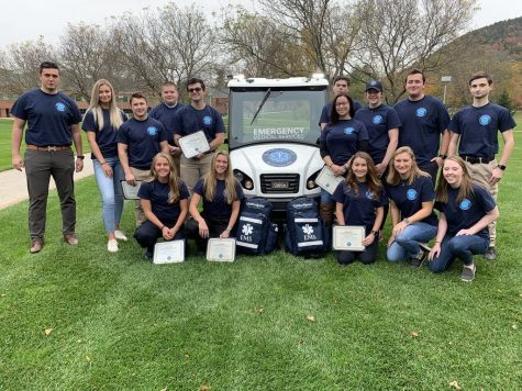 Res-Q is a student-run EMS program at Quinnipiac University.