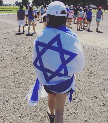 At 16, Jessica Simms visited Auschwitz-Birkenau where at least one million people died.