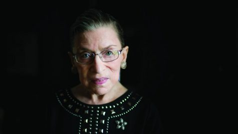 Ruth Bader Ginsburg's death is a reminder to never stop fighting for what is just.