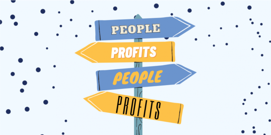 QU, don't put profits over people