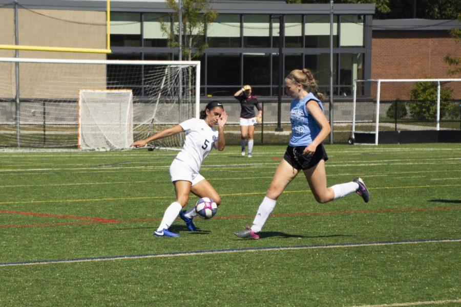 Quinnipiac women's club soccer hopes to start their season in the spring.