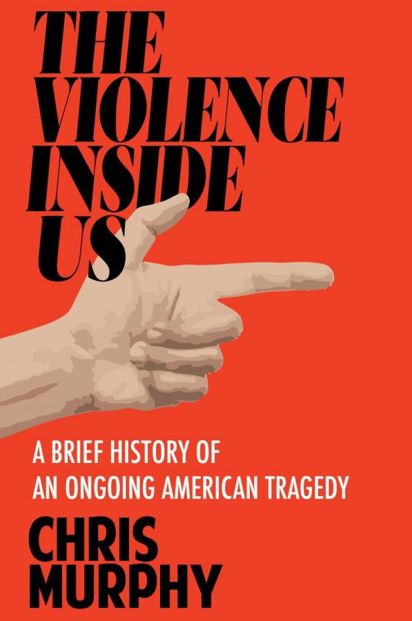 illustration connor lawless Sen. Chris Murphys book, The Violence Inside Us, details many of Americas societal problems and how they relate back to violence.