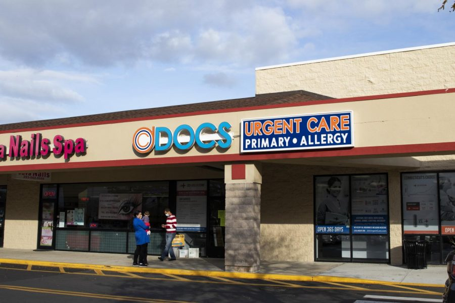 DOCS Urgent Care in North Haven has rapid COVID-19 testing available to people who don't have symptoms.
