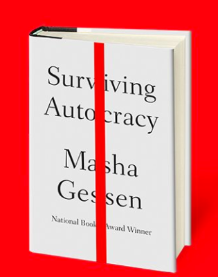 Book of the Week: 'Surviving Autocracy'