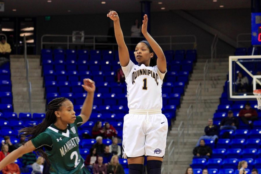 Senior guard Vanessa Udoji will serve as a co-leader for student athletes on the DEI Committee.