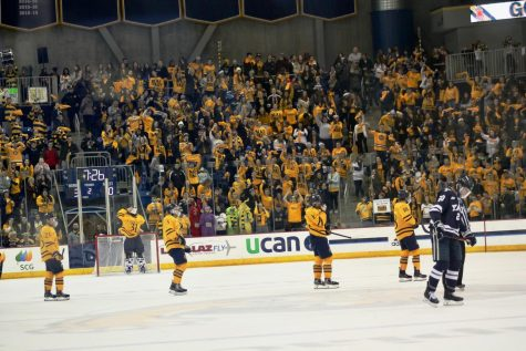 Photo from Yale vs. Quinnipiac Feb. 2020