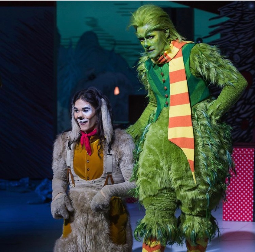 'Dr. Seuss' 'The Grinch Musical!' brings joy during dark times