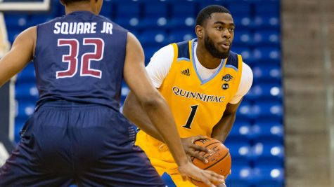 Bobcats take down UNH 64-58