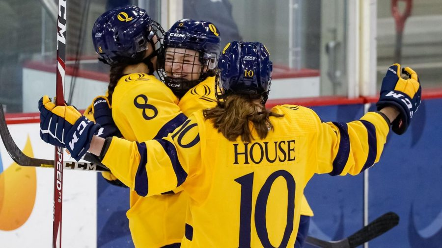 Quinnipiac dominates Sacred Heart 6-1 in Cass Turner's 100th career win
