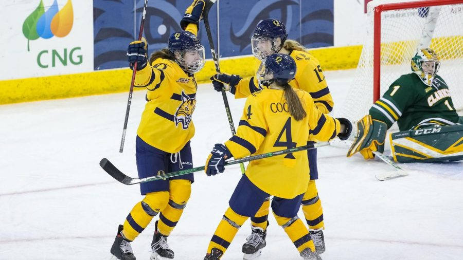 Quinnipiac wins its third straight with a clutch overtime victory against Clarkson