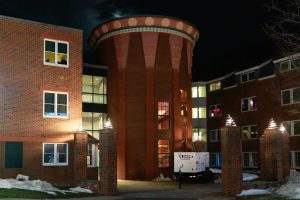 The alleged assault happened in first-year residence hall Mountainview.