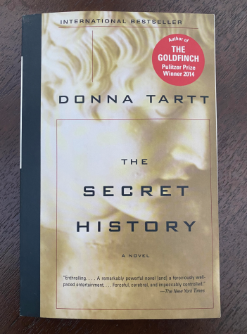 'The Secret History' is a classic novel in the making