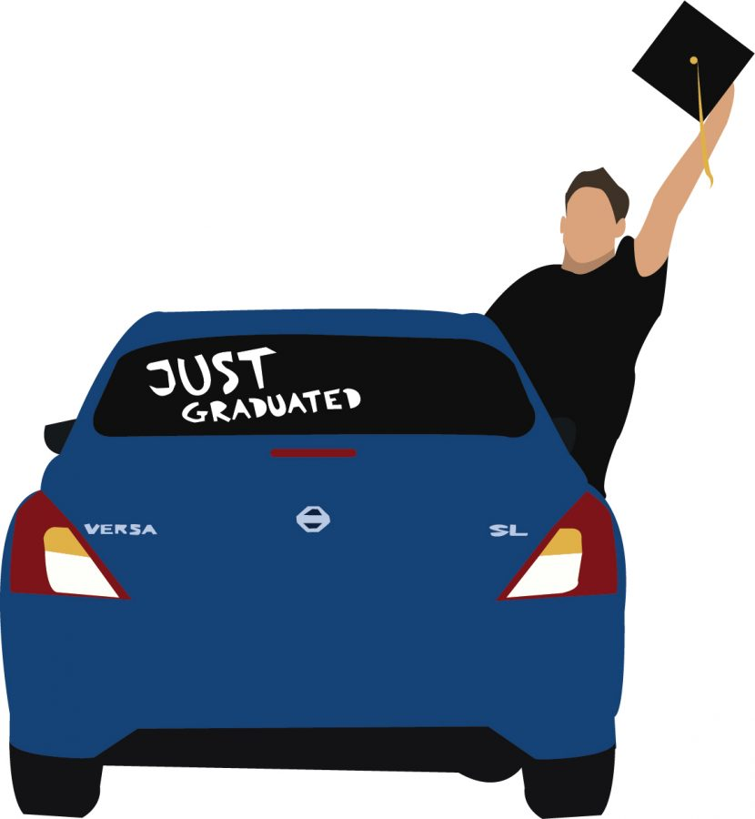 Driving to get your diploma