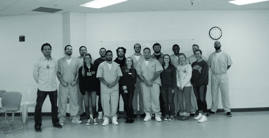 Before the pandemic, the Prison Project had a program called inside-out in which inmates and Quinnipiac University students took classes together.