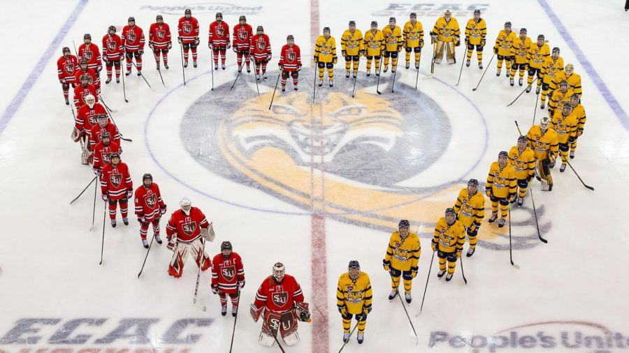 Quinnipiac loses 4-1 to St. Lawrence despite outshooting it 34-21