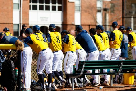 The Quinnipiac baseball team is 1-3 after a four-game series this weekend against Monmouth.