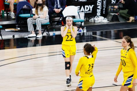 2020-21 MAAC Player of the Year Mackenzie DeWees was held to two points in Wednesday