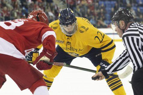 The Quinnipiac mens ice hockey team was 5-1 against St. Lawrence in the 2020-21 regular season.