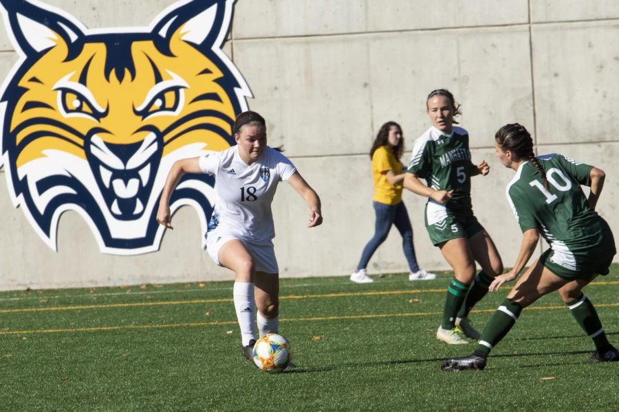 The Quinnipiac women's soccer team is looking to improve upon its semifinal loss  in the MAAC tournament last year.